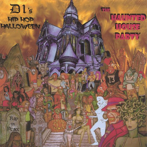 Hip Hop Halloween Haunted House