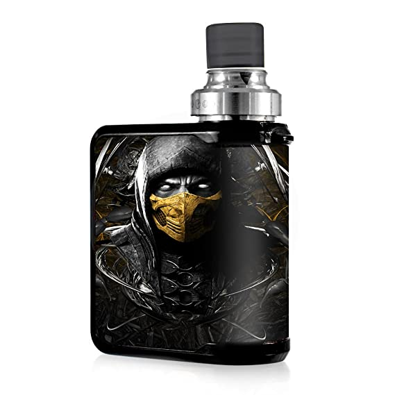 Amazon.com: Skin Decal Vinyl Wrap for MVape Mi-One Vape Kit ...