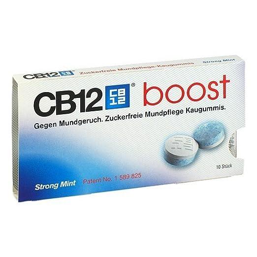 2 opinioni per CB12Boost 10chewing-gum