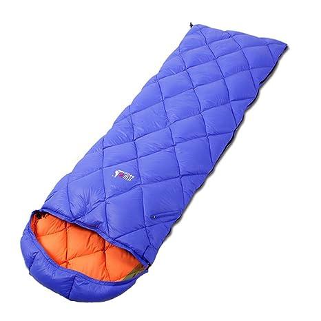 COCO Saco de Dormir Al Aire Libre Otoño Invierno Acampar Espesar el Equipo de Viaje Doble