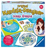Ravensburger 2-in-1 Mandala-Designer Ocean Dreams