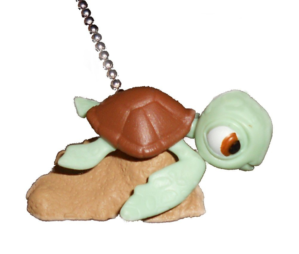 KNI-FINDING-NEMO-Movie-Assorted-Characters (Squirt the baby Sea Turtle) ceiling fan pull