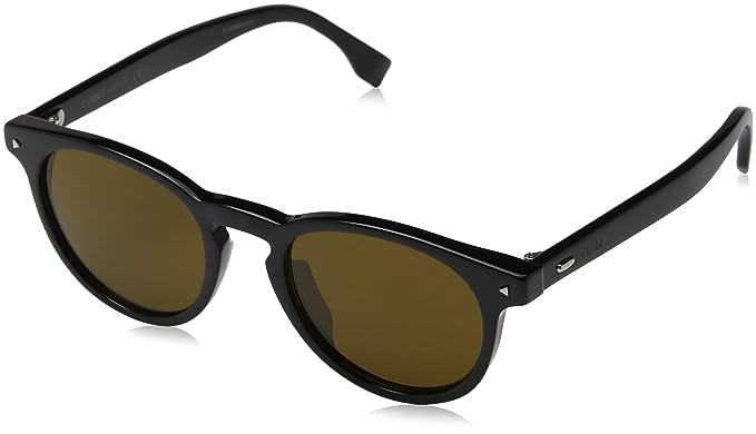 Fendi FF M0001/S 70 807 49 Gafas de sol, Negro BW Black ...