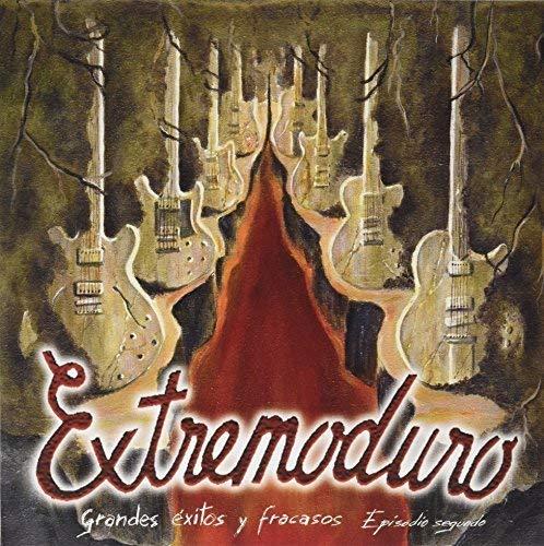 Grandes Exitos Y Fracasos Epis : Extremoduro: Amazon.es: Música