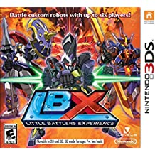 LBX: Little Battlers eXperience - 3DS [Digital Code]