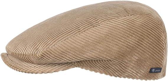 Gorra de Pana de Hombre con Forro Acolchado para Invierno Gorra Deportiva Tallas 49-61 cm Lipodo Gorra Gatsby Cordial Algod/ón