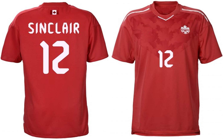 Sinclair Canada Women's Soccer Jersey