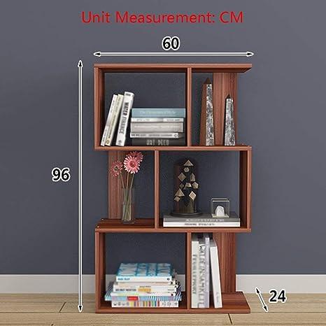 Amazon.com: FYH estanterías de pie para suelo, estantes de ...