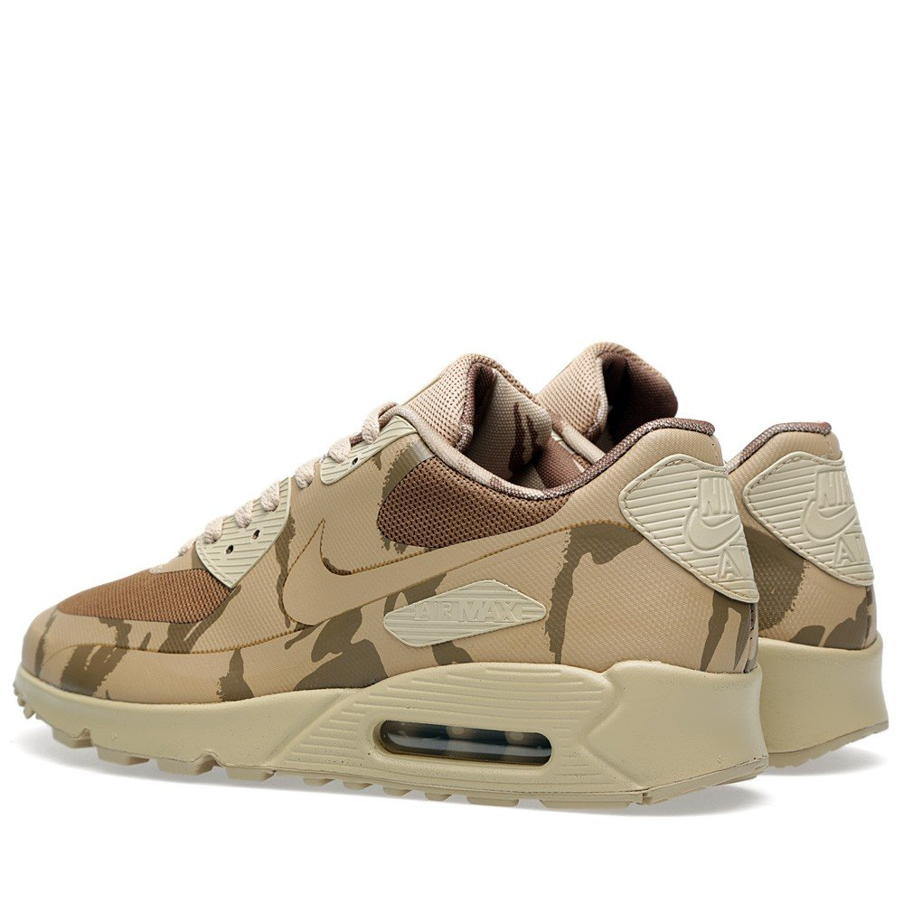 quality design 80d54 cc844 Nike Air Max 90 UK Camo SP - Hemp/Military Brown Trainer Size 11 UK:  Amazon.co.uk: Shoes & Bags