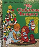 img - for My Christmas Treasury (A little golden book) book / textbook / text book