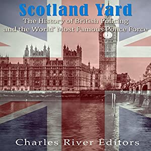 Scotland Yard Audiobook