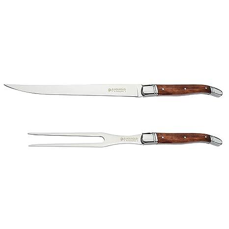Amazon.com: Hailingshan - Juego de cuchillos y tenedores ...