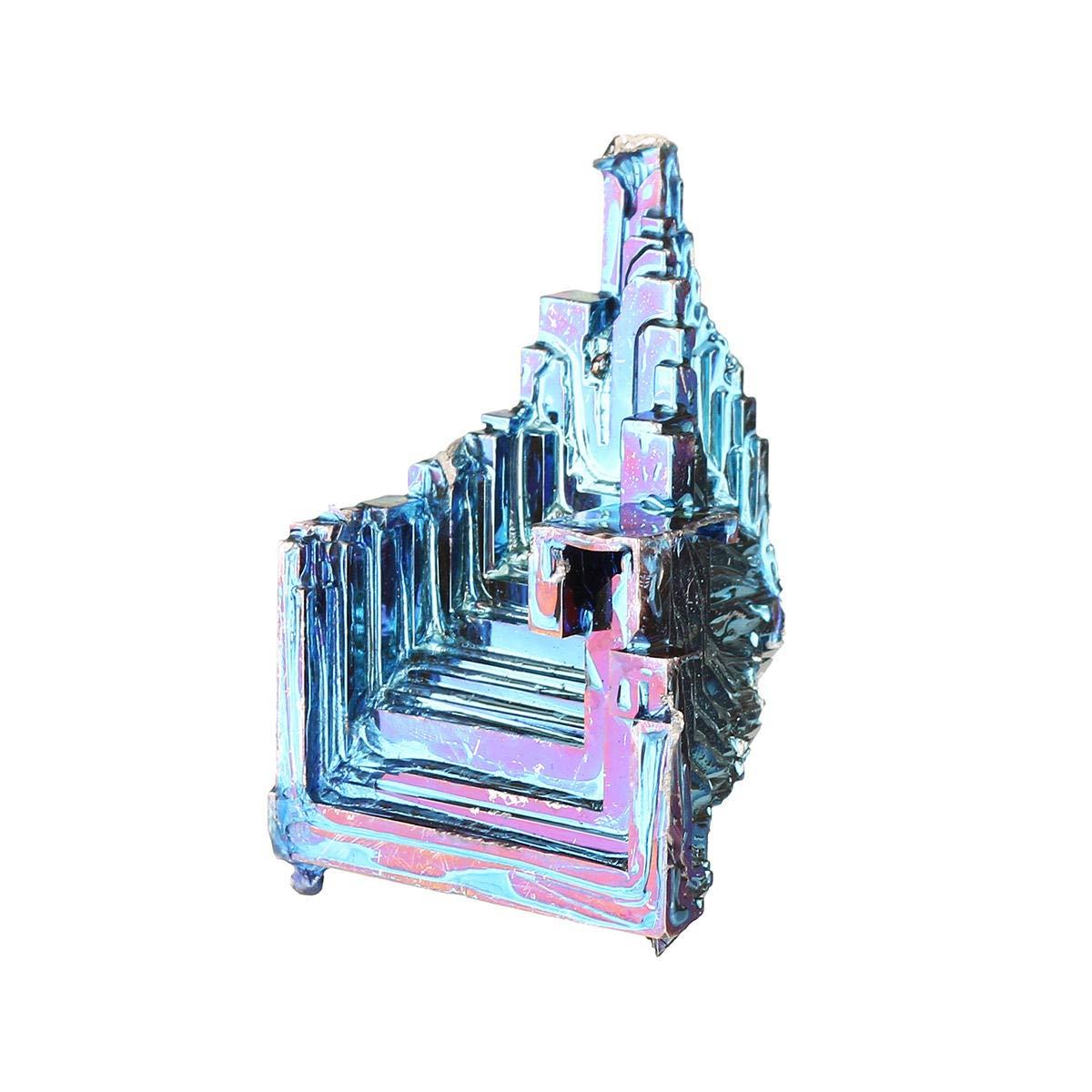 20 g de piedras preciosas minerales de titanio arcoíris raras de bismuto y piedras preciosas minerales