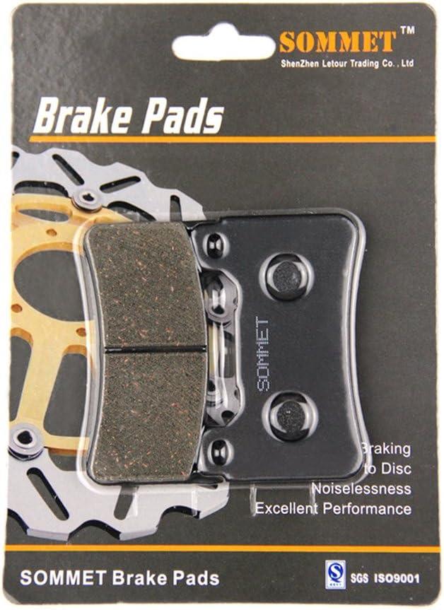 LT390-390-174 04-05 05-06 SOMMET plaquettes de frein Avant Arri/ère pour Honda CBR 600 RR/ CBR 1000 RR//
