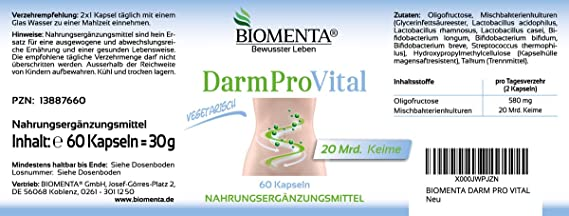 Biomenta SET - Para una NATURAL LA Limpieza del colon ...