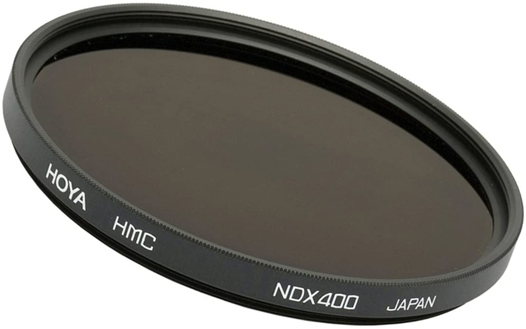 Hoya 49mm Neutral Density ND-400 X 9 Stop Multi-Coated Glass Filter