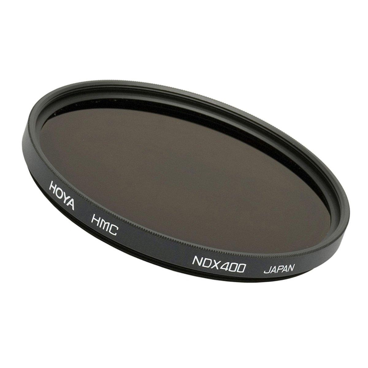Hoya 49mm Neutral Density ND-400 X, 9 Stop Multi-Coated Glass Filter