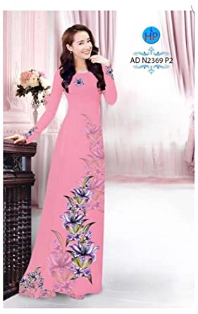 69d05d336 SEW - Ao Dai - Traditional Vietnamese Long Dress Collections with ...