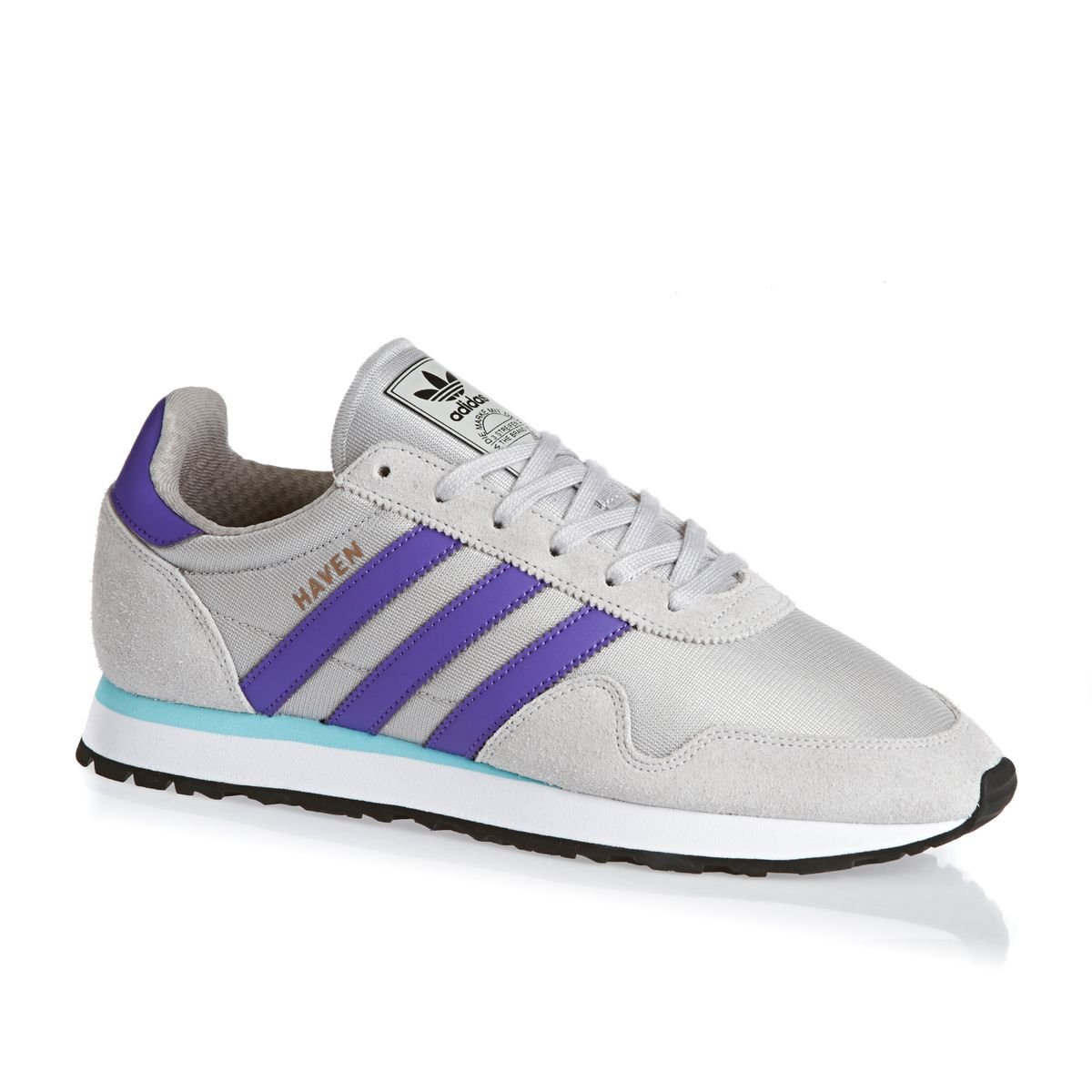 adidas Haven Schuhe schwarz gute Sal EUR41 Damen Sneaker