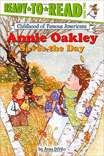 Download Annie Oakley Saves the Day (Ready-to-read COFA) pdf