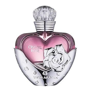 Amazoncom Crystal Rose 50ml A Floral Woody Pour Femme Eau De