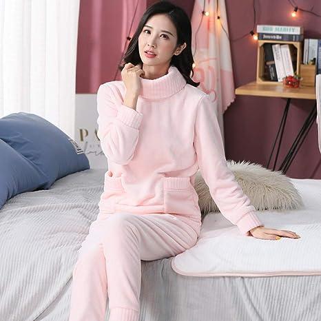 Bayrick Pijamas Mujer Invierno Enteros,Pijamas Mujeres otoño ...