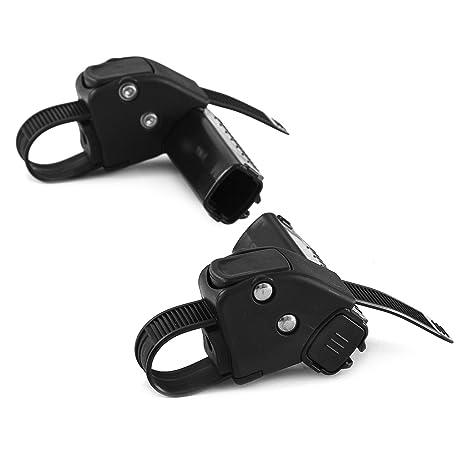 Innovaciones MS 1007 - Acople, color negro