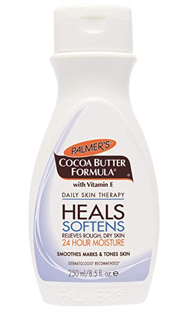 958ab60e348dfe Image Unavailable. Image not available for. Color: Palmer's Cocoa Butter  Formula Daily Skin Therapy ...