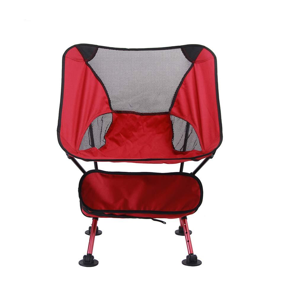 超軽量アルミ合金屋外ポータブル背もたれ釣り椅子、折り畳み式調節可能なビーチレジャームーンチェア、キャンプチェア、59×52×64センチ B07R38L5S1 B07R38L5S1, KeyProduction:27d29044 --- ijpba.info