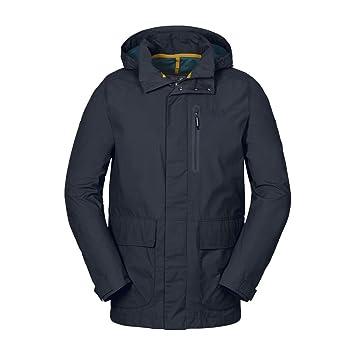 e0532f55ddb632 Jack Wolfskin Kingsley Jacket Men Größe XL Night Blue: Amazon.de ...