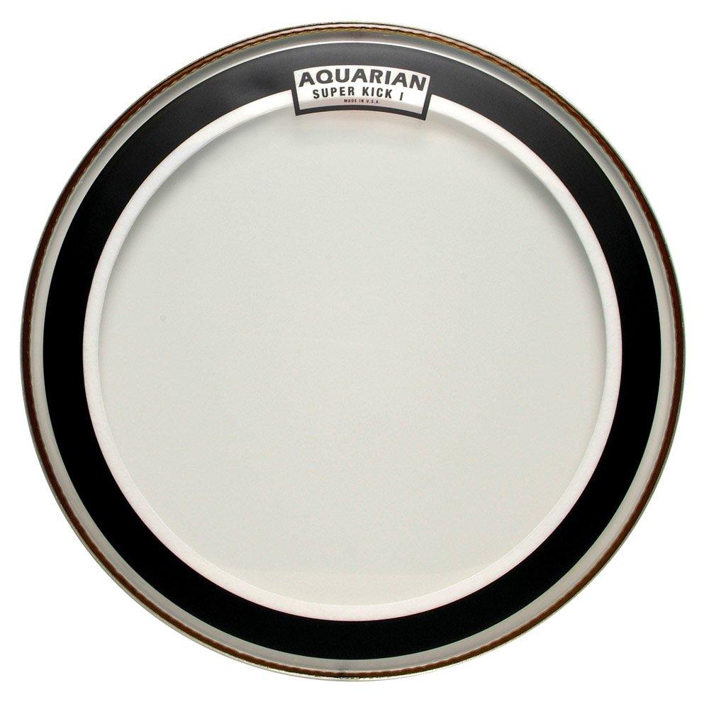 Aquarian Drumheads SKI22 Super-Kick I Single Ply 22-inch Bass Drum Head