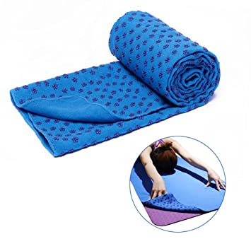 Antideslizante Toalla De Yoga Mat 72