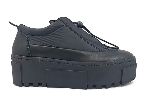 Vic Matie  6883 Sneaker Donna in Tessuto Nero  MainApps  Amazon.it  Scarpe  e borse a4f684483bc