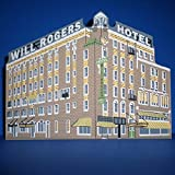 Cat's Meow Village ** Will Rogers Hotel ** #1602