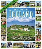 365 Days in Ireland Picture-A-Day Wall Calendar 2020