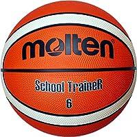 Molten Basketball, Orange/Ivory, 6, BG6-ST