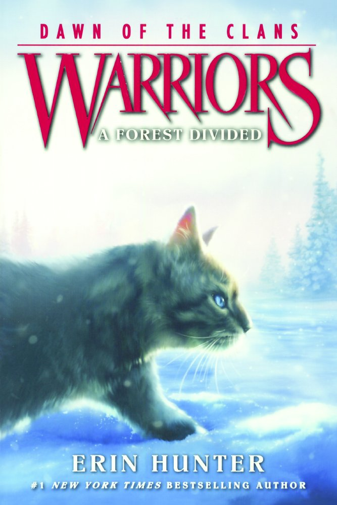 Read Online A Forest Divided (Turtleback School & Library Binding Edition) (Warriors: Dawn of the Clans) ebook