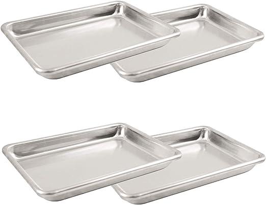 Amazon.com: Mini bandejas: Kitchen & Dining