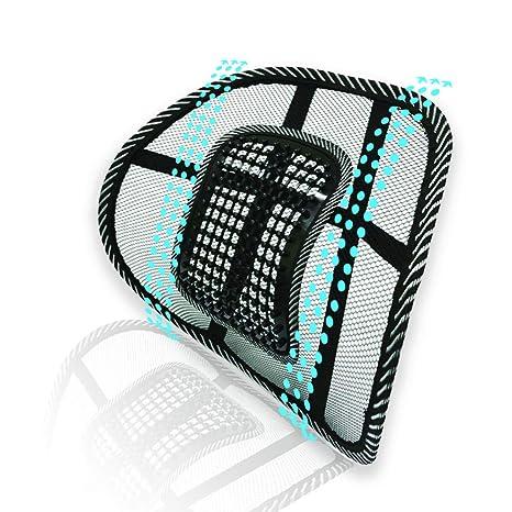 Amazon.com: Big Ant - Soporte lumbar para la espalda del ...