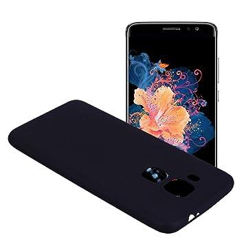 Yunbaozi Funda Compatible para Huawei Nova Plus Protective Case Carcasa Caucho Funda Protectora de Silicona Caramelo Ultra Suave Flexible Delgado ...