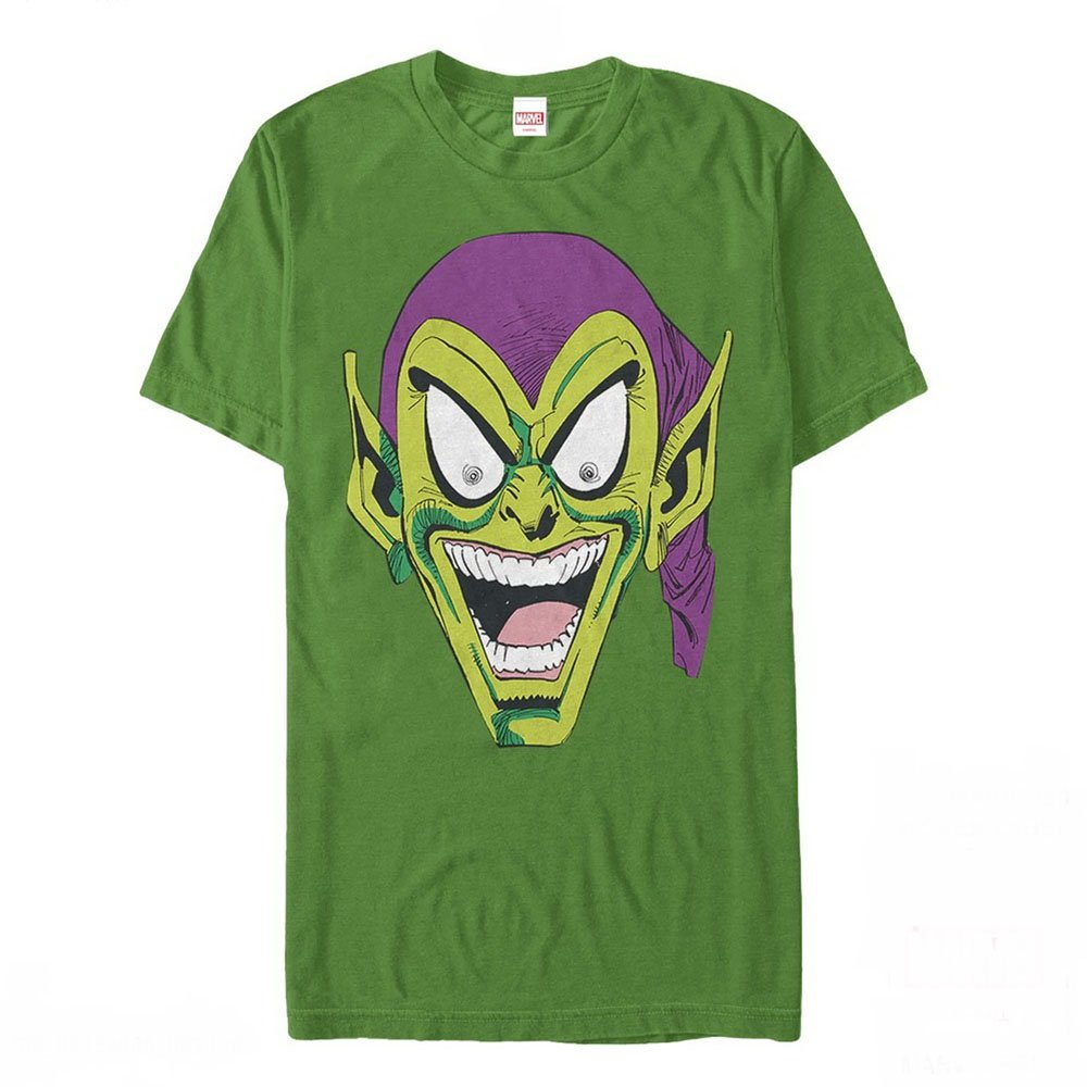 Green Goblin Laugh T Shirt 5402