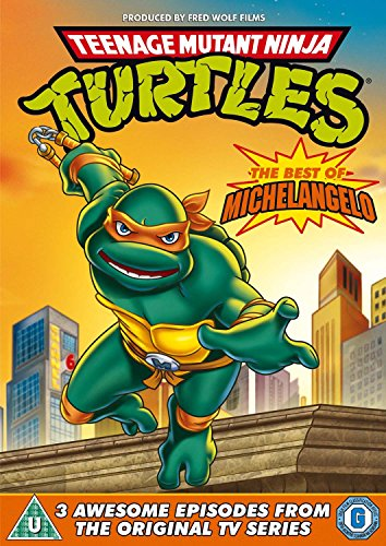 Teenage Mutant Ninja Turtles: Best Of Michelangelo