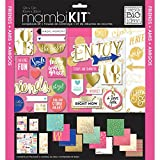 Me and My BIG Ideas Colorful Metallic Page Kits, 12-Inch by 12-Inch