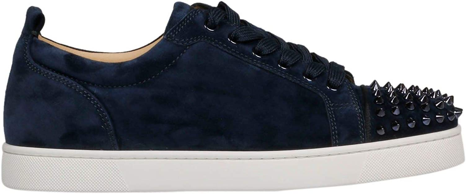 1180051V088 Blue Suede Sneakers: Amazon