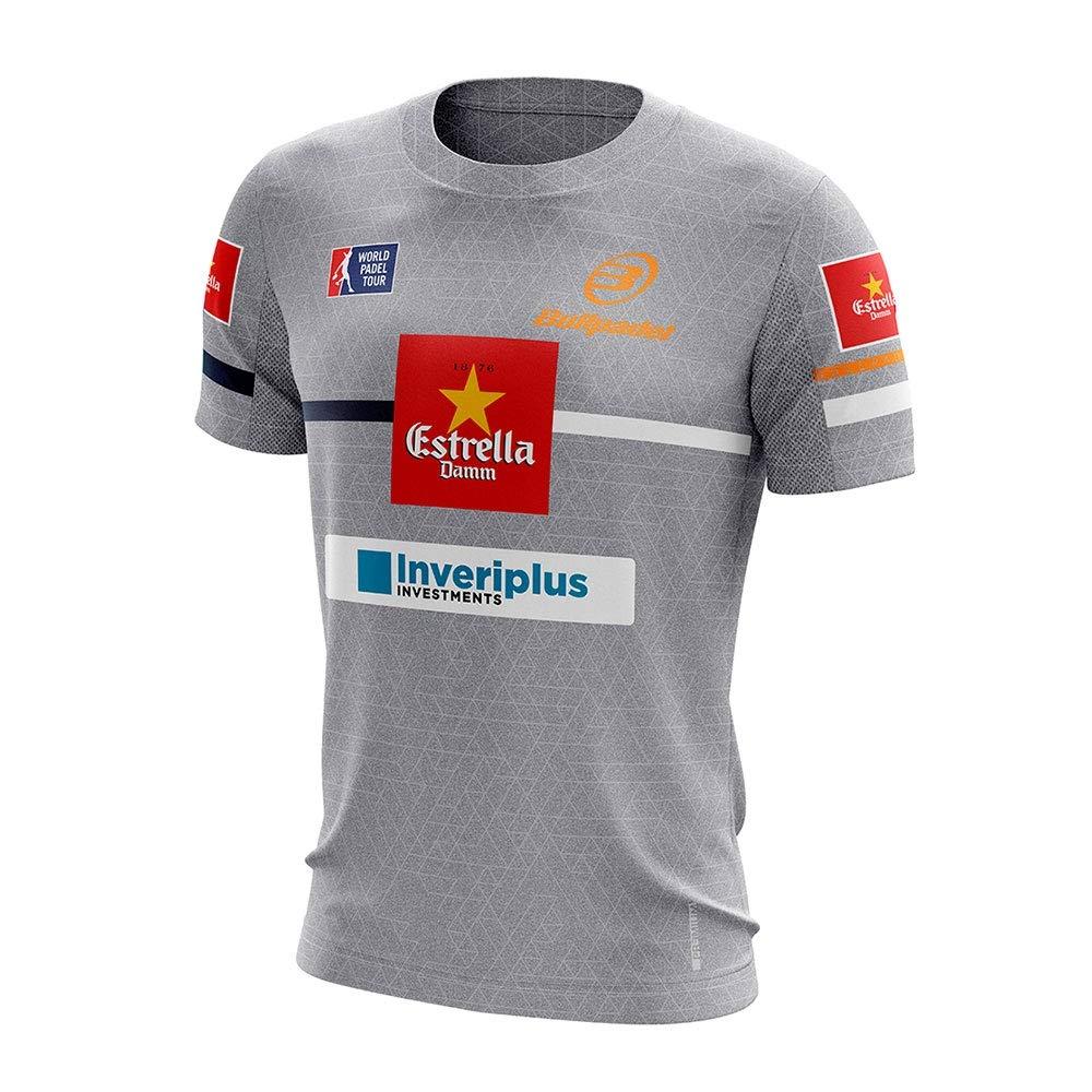 Bull padel Camiseta BULLPADEL INTRIA Maxi Sanchez Gris ...