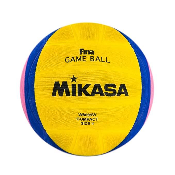Mikasa W6000W - Balón de Goma: Amazon.es: Deportes y aire libre