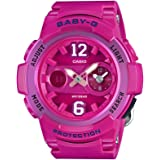 Casio Womens Baby-G BGA-210-4B2 Analog-Digital Casual Quartz Watch