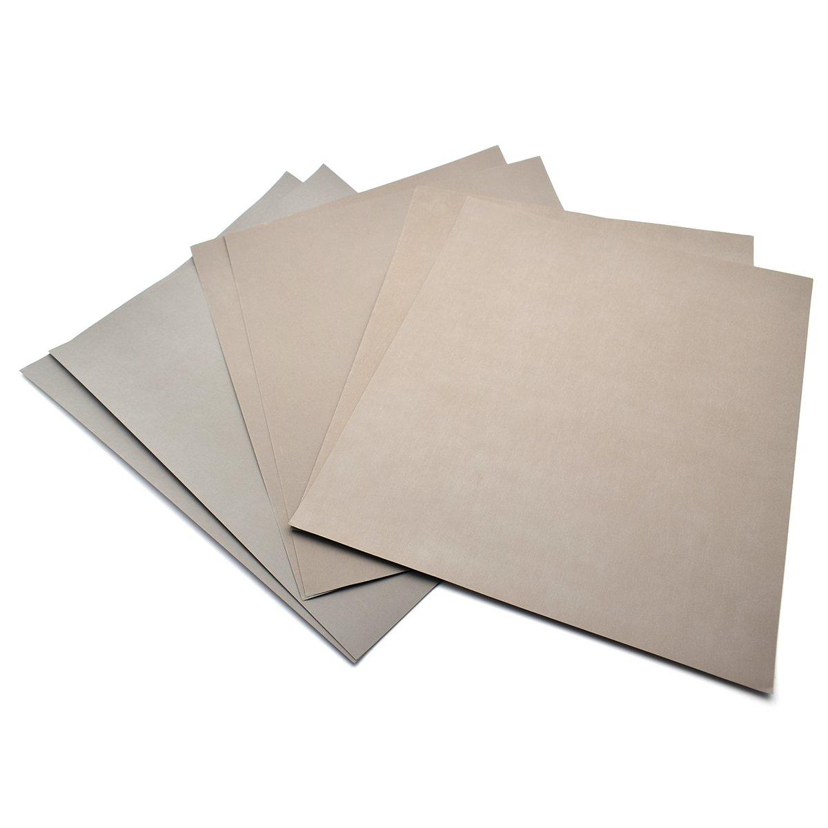 230x 280mm Grain mixte 2par 3000/5000/7000papier abrasif à sec/humide papier imperméable Lot de 6 KEEJEA 753