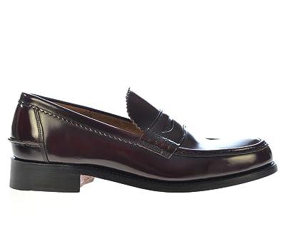 Barker Mocasines Hombre Fondo Cuero Caruso.116676 Caruso Mocasín: Amazon.es: Zapatos y complementos