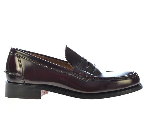 Barker, mocasines de hombre, fondo de cuero Caruso —116676 Multicolor Size: 44: Amazon.es: Zapatos y complementos